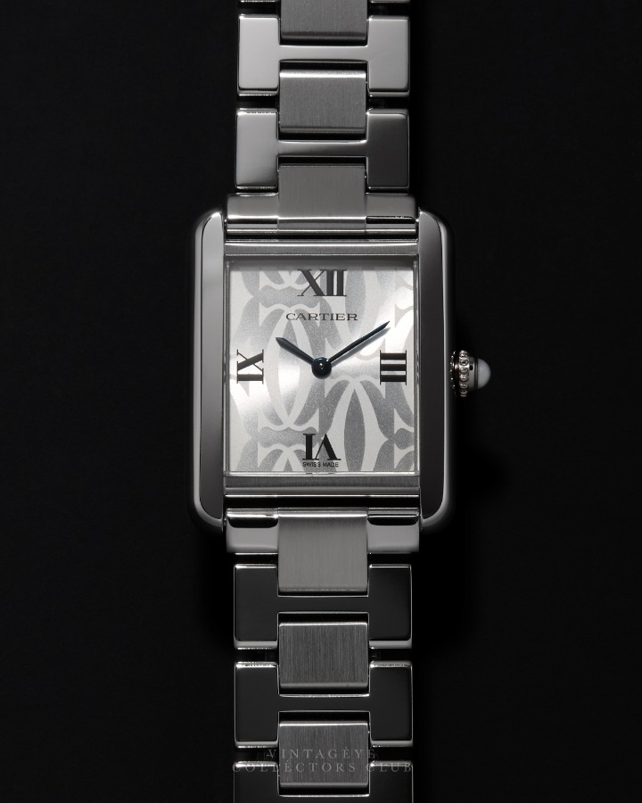 CARTIER@2006 Tank Solo Small Limited 054