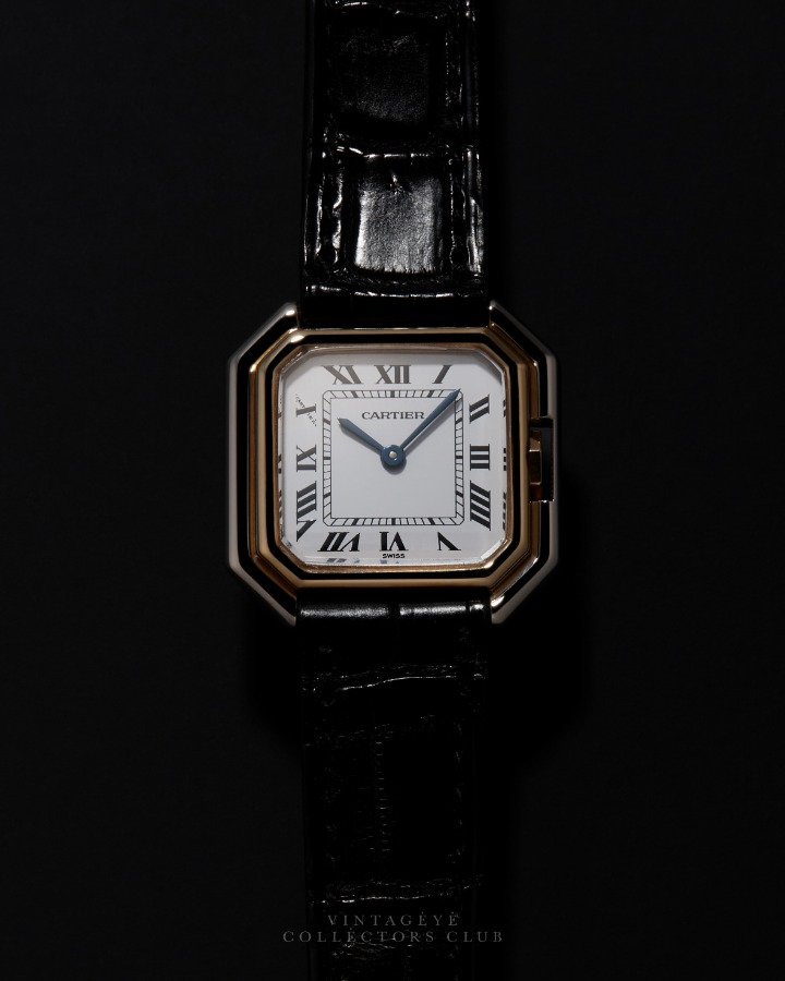 CARTIER@1970s Ceinture Small 038