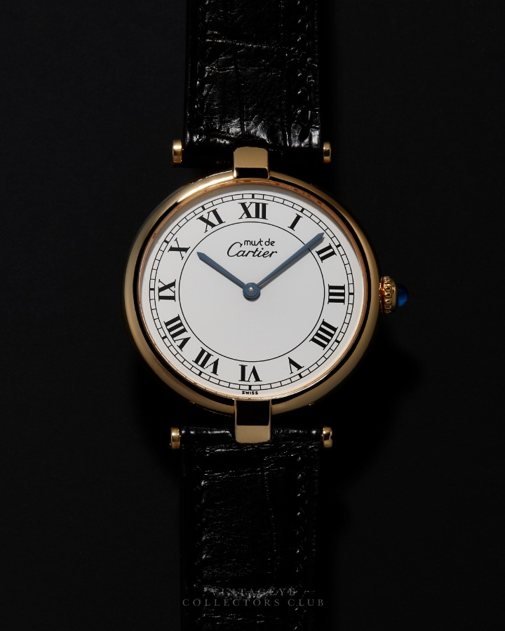 CARTIER@1990s Must Vendome Large 035